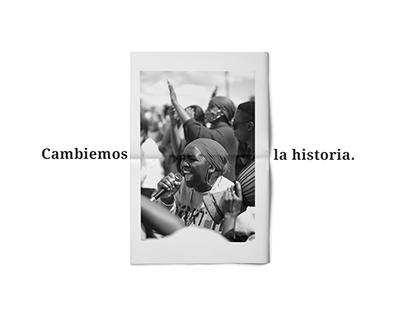 No olvidemos, cambiemos la historia | El Mostrador