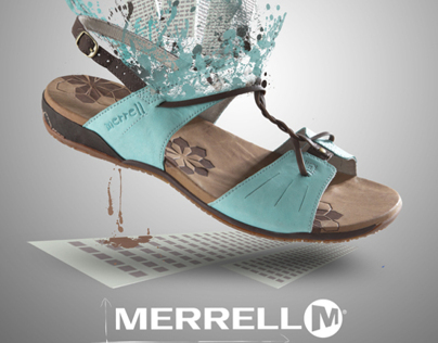 AD CAMPAIGN MERRELL SPRING / SUMMER ' 11