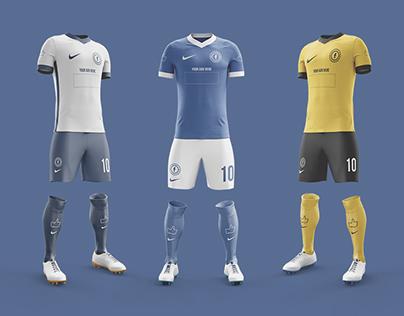Facebook Football Club - If Fb were a football club