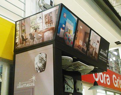 Mueble de exhibición - Visual Merchandising