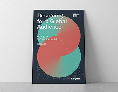 Designing for a Global Audience