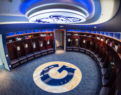 Georgetown University - Thompson Athletic Center