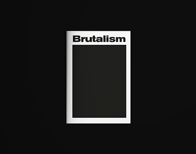 Brutalism - unhuman, hideos, monstrous and beautiful
