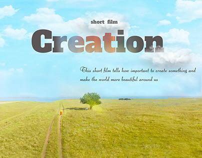Creation - short film