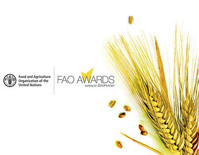 FAO AWARDS 2015