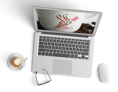 Designer Alaa Ahmed