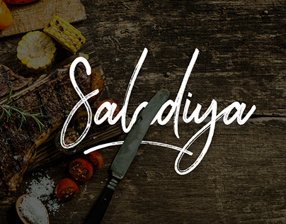 Saladiya Responsive Restaurant/Cafe Template