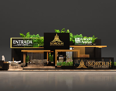 SOROUH Booth Egypt Property