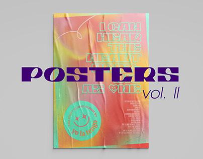 Music Posters — Vol II