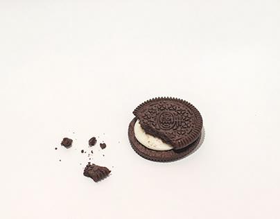 F&B Photography #3 : Oreo cookies Photoshoot