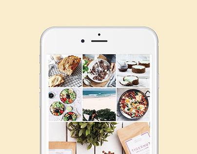 Health & Harvest Social Media Content & Planning