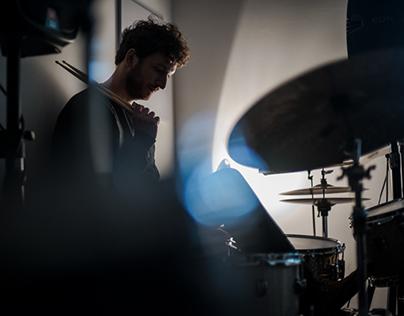 Peter Gall, músico.