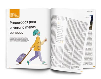 Revista Area Urbana