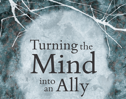 book jacket || turning the mind into an ally