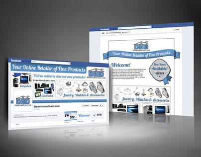 DHD Social Media Branding