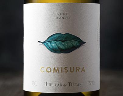 Huellas del Tiétar. Comisura wine