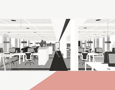 GARTNER _ Office relocation and renovation