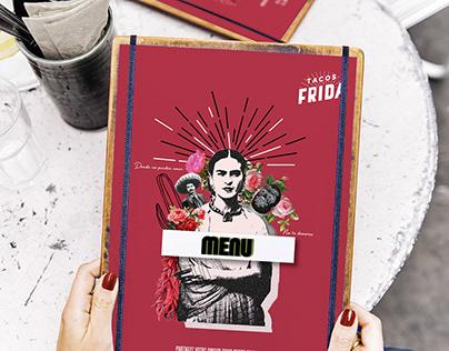 Menu Tacos Frida