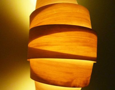 Wood Lamp Series