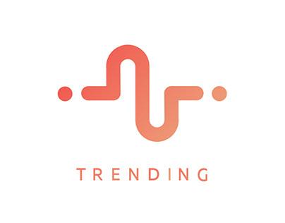 Propuesta logo Trending