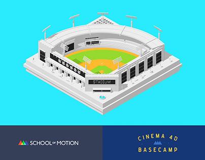 Cinema 4D - School of Motion Basecamp/Fall 2018