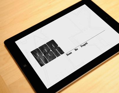 RBR - Architecture studio - Website design &development