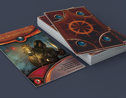 Board Game Card Design