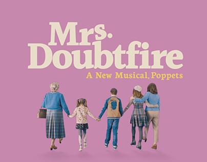 Mrs. Doubtfire Broadway Musical TV Spot