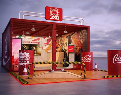 Coca-Cola Skate BOX