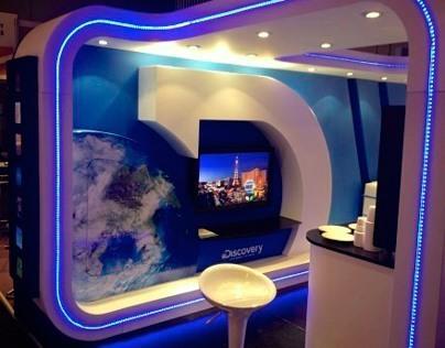 Discovery Networks | Jornadas ATVC 2012 Trade Show