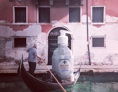 Higiene, El último alcohol en góndola.
