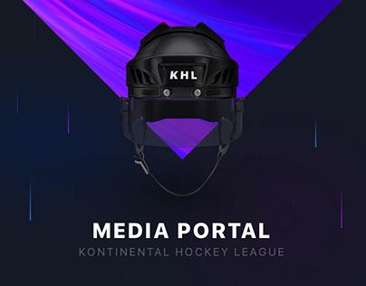 Media Portal KHL