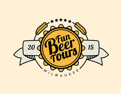 Fun Beer Tours Milwaukee - Identity Design
