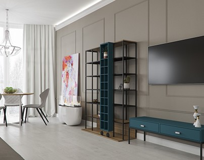 French stile apartment