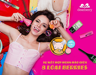 Banner FB post for beautycastle