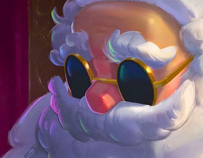 The Blind Santa