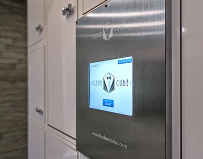 Clean Cube - Your digital doorman.