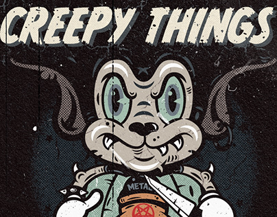 CREEPY THINGS | pt. VII
