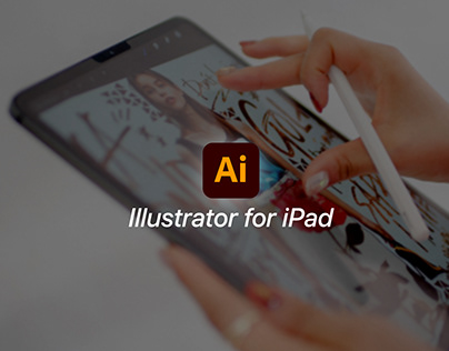 illustrator iPad版 Template