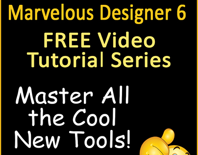 FREE Marvelous Designer 6 Video Tutorials & Review