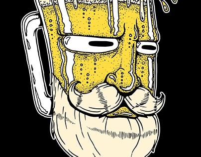 Bearded Beer