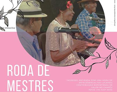 POSTERS RODA DE MESTRES