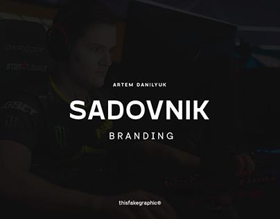 """Sadovnik"" Personal branding."