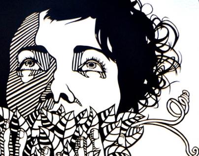 Current Art - Paper Cuts