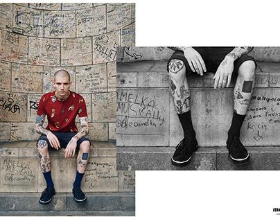 Medicine x Tattoo - Capsule Collection