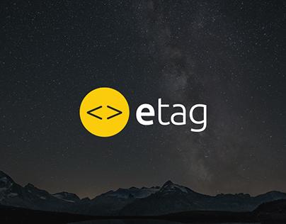 Etag - Logo / Identidade Visual / WebSite