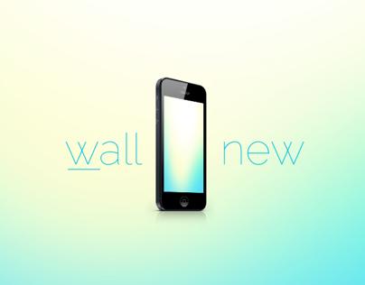 Wall —