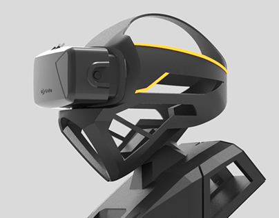 Docking station for your VR gear