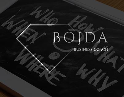 Logo design for business coach - Agnieszka Bojda