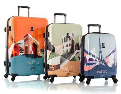 """""""Paris"""" Heys Luggage"""